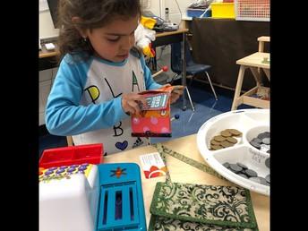 """Playing """"Store"""" in Kindergarten"""