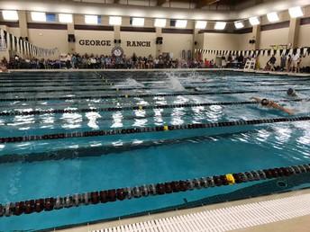 Big Win for GR Swim!