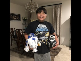 """""""May the 4th Be With You"""" Spirit Day -6th Grade"""