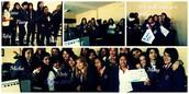 "My students "" Liceo Canadiense School"""