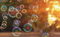 Bubble time!