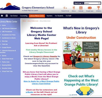 Gregory School LMC