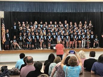 Fifth Grade Celebration