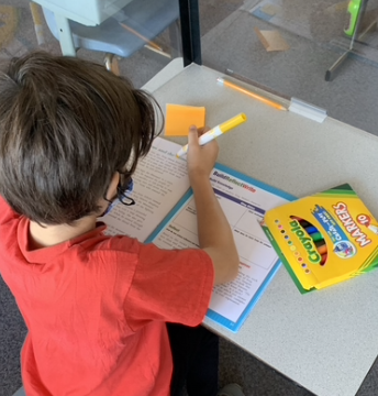 Annotations in Literature - 3rd Grade