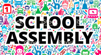 K-5 Back to School Assembly - Tuesday, September 4th at 9:30 am MST/8:30 am PST
