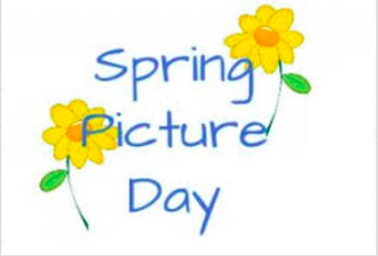 Spring Picture Day Thursday, April 4th!