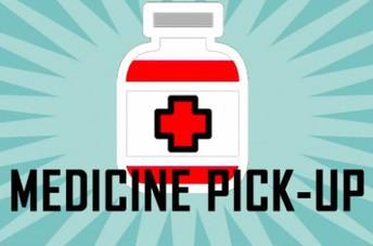 End of Year Medication Pickup Reminder
