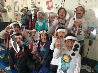 101 Days of Kindergarten!