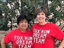 Fox Run Elementary School Library