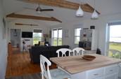Open airy Kitchen