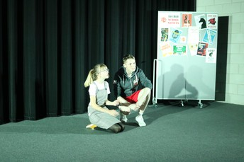 CTS - First Musical Production