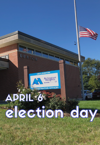 election day in our schools