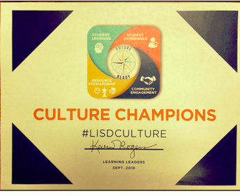 Champion of Culture