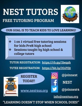 Free Tutoring Program