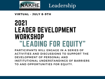 2021 LDW - Leading for Equity