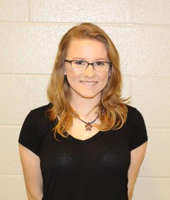 STUDENT SPOTLIGHT: SARAH HINMAN