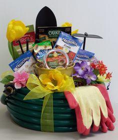 9th/10th Grade Basket - Gardening Basket
