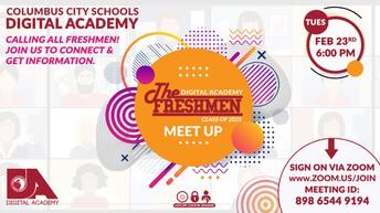CCSDA Freshman Meetup