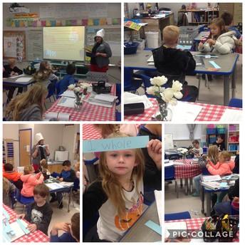 Mrs. Dunlap heads to 3rd Grade!