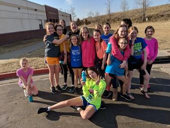 ESMS Girls on the Run