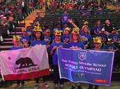 Science Olympiad at Nationals