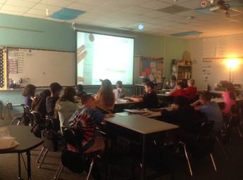 Mrs. Pagano's 4th Grade class