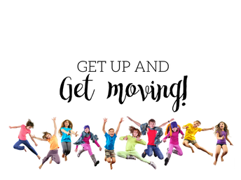 Building Healthy Communities Update: Get Moving
