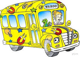 Hop on the Magic Book Bus
