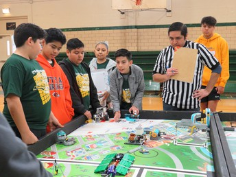 FIRST Lego League: Hydro dynamics Qualifier event