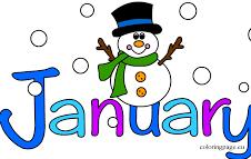 January Happenings