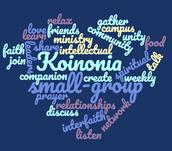 Join a Koinonia Group