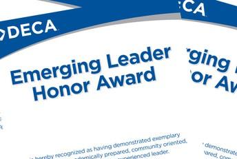 Gators of the Week:  Sydney Torbett wins Emerging Leader Award