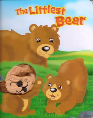 2 and Younger: The Littlest Bear Finger Puppet Book
