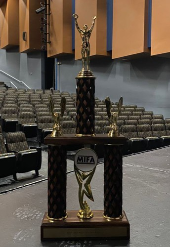WB MIFA team succeeds at State Competition