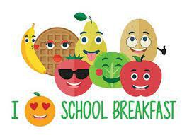 All students will receive breakfast at school and a one-day lunch on their in-person day April 1 or April 2