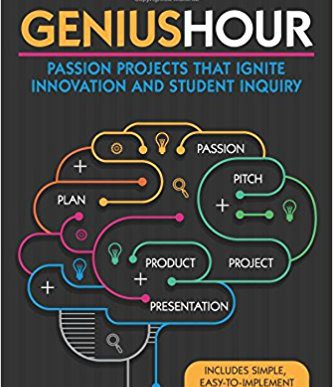Genius Hour by Andi McNair