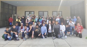 8th Grade Interfaith Field Trip