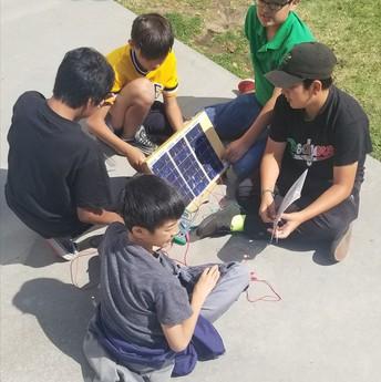Solar Engineers!