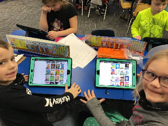 Blogging in Second Grade