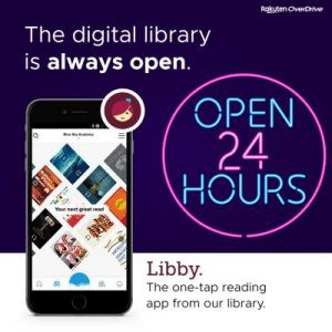 Digital Libraries are Always Open