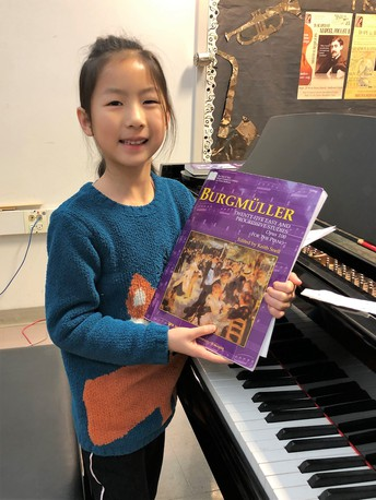 A Student's Story- Sophie Luo at South Elementary