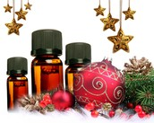 Essential Oil Make and Take (make your own Christmas Gifts!)
