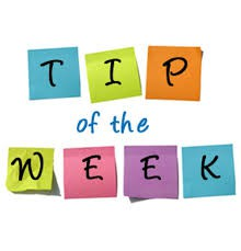 Tip of the Week from Dr. McIntyre & Dr. Graz