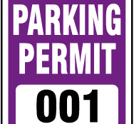 Student Driver Parking Permits