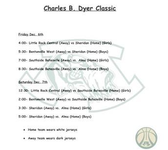 Charles B. Dyer Classic