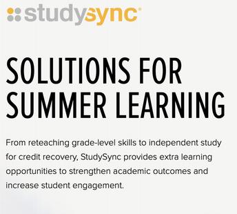SUMMER AND STUDYSYNC