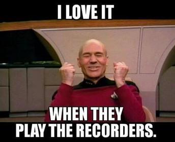 We Love Recorders!