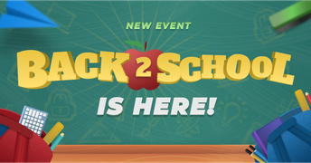 Thursday, August 27th: Back- 2- School LES Home Learning Kits Pick Up!