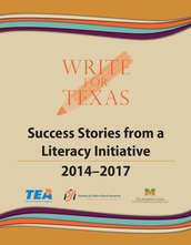 Capturing the Impact of the Write for Texas Initiative