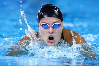 Abby Gase - State Swimming